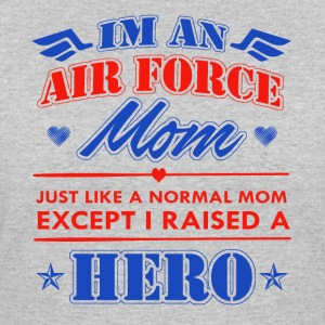 Airforce Mom - Women's 50/50 T-Shirt