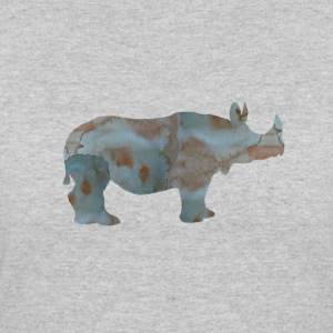 Rhino - Women's 50/50 T-Shirt