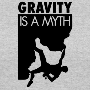 Gravity Is A Myth - Women's 50/50 T-Shirt