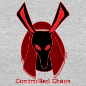 controlled chaos (set) - Women's 50/50 T-Shirt