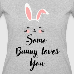 Happy Easter Tshirt - Women's 50/50 T-Shirt