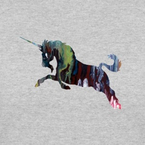 Unicorn - Women's 50/50 T-Shirt