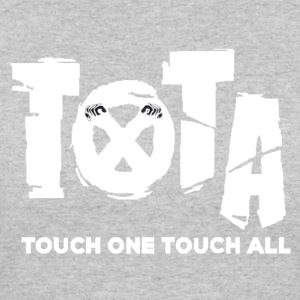 TOUCH ONE TOUCH ALL - Women's 50/50 T-Shirt