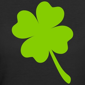 FOUR LEAF CLOVER - Women's 50/50 T-Shirt