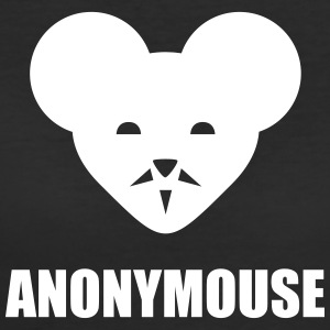 Anonymouse - Women's 50/50 T-Shirt