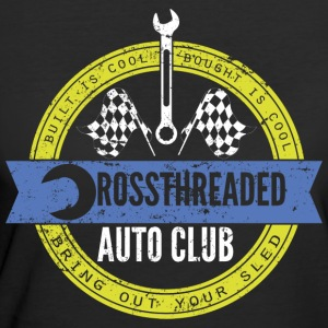 Crossthreaded Auto Club - Women's 50/50 T-Shirt