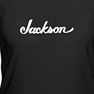 Jackson white color - Women's 50/50 T-Shirt