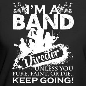 Band Director Shirt - Women's 50/50 T-Shirt
