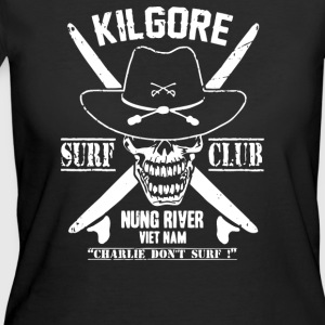 Kilgore Surf Club - Women's 50/50 T-Shirt