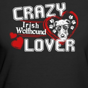 Irish Wolfhound Lover Shirt - Women's 50/50 T-Shirt