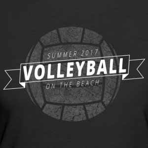Summer 2017 Volleyball on the Beach - Women's 50/50 T-Shirt