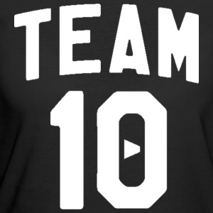 TEAM 10 TEN arc - white - Women's 50/50 T-Shirt