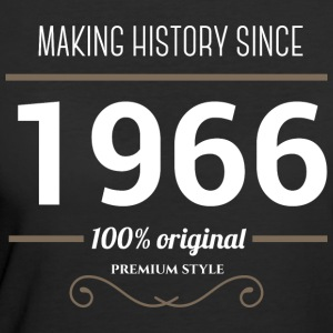 Making History since 1966 - Women's 50/50 T-Shirt