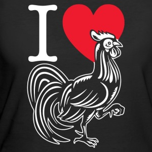 I LOVE COCK COMEDY FUNNY HEN DO JOKE MENS LADIES T - Women's 50/50 T-Shirt