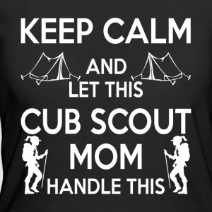 Let This Cub Scout Mom Handle This T Shirt - Women's 50/50 T-Shirt