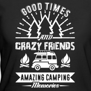 Amazing Camping Memories Shirt - Women's 50/50 T-Shirt