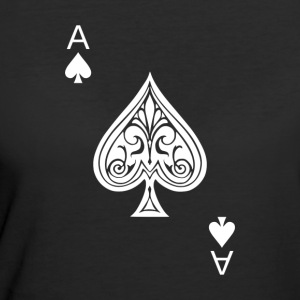 Ace of Spades - Women's 50/50 T-Shirt