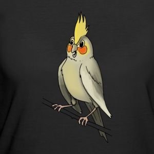 parakeet finch budgerigar budgie parot dove bird - Women's 50/50 T-Shirt