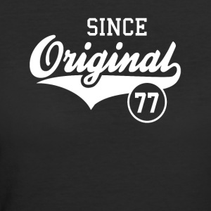 Original Since 1977 - Women's 50/50 T-Shirt