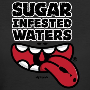 Sugar Infested Waters - Women's 50/50 T-Shirt