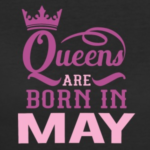 Queen are born in May - Women's 50/50 T-Shirt