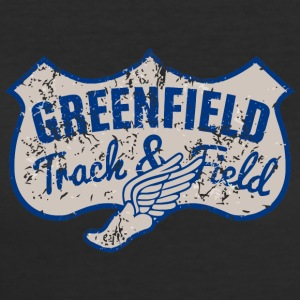 Greenfield Track Field - Women's 50/50 T-Shirt