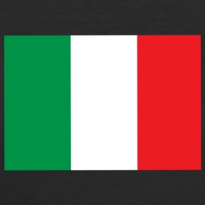 italian flag - Women's 50/50 T-Shirt