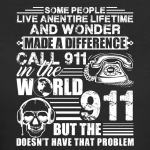 911 Dispatcher Shirts - Women's 50/50 T-Shirt