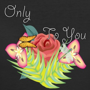 only you - Women's 50/50 T-Shirt