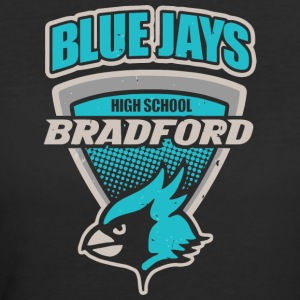 Blue Jays High School Bradford - Women's 50/50 T-Shirt