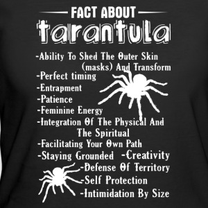 Fact About Tarantula Shirt - Women's 50/50 T-Shirt