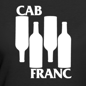 Cab Frank Bottles - Women's 50/50 T-Shirt