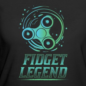 Fidget Legend - Women's 50/50 T-Shirt