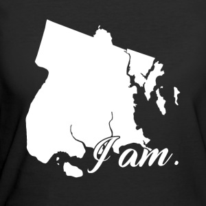 I Am The Bronx Tee Shirt - Women's 50/50 T-Shirt