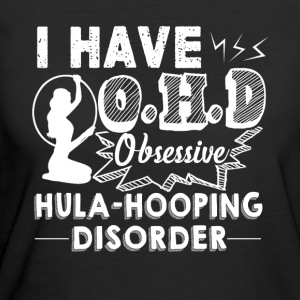Obsessive Hula Hooping Disorder Shirt - Women's 50/50 T-Shirt
