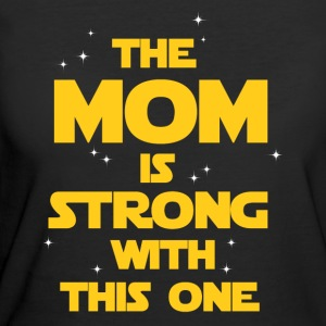 Mother's day mom is strong with this one - Women's 50/50 T-Shirt