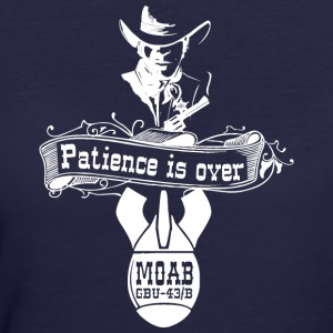 MOAB - patience is over - TShirt - Women's 50/50 T-Shirt