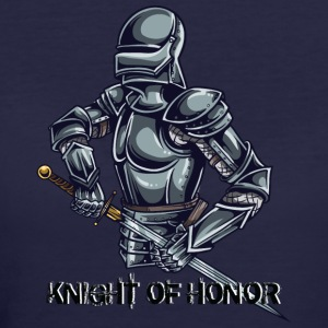 KNIGT OF HONOR 2 - Women's 50/50 T-Shirt