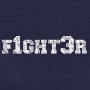 Fighter - Women's 50/50 T-Shirt