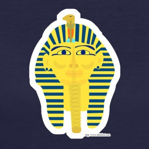 Tut Tut King Tut - Women's 50/50 T-Shirt