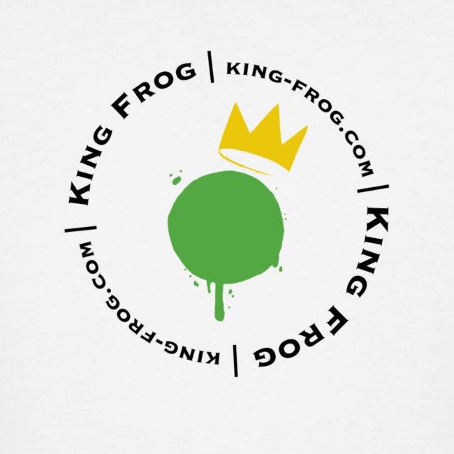 King Frog | King-Frog.com black