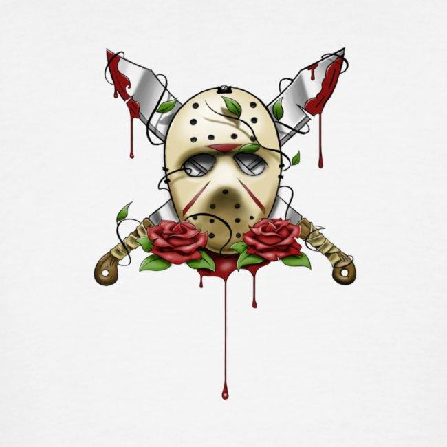 Exclusive Jason Vorhees Xay Papa edition Mask