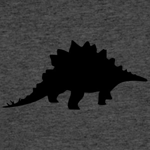 Dinosaur vector Silhouette - Men's 50/50 T-Shirt