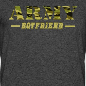 Army Boyfriend - Proud Army Boyfriend T-Shirt - Men's 50/50 T-Shirt