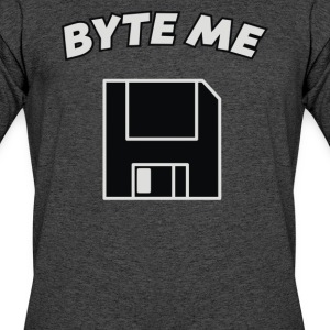 Byte Me Pun - Men's 50/50 T-Shirt