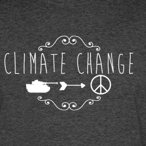 climate change / anti war - Men's 50/50 T-Shirt