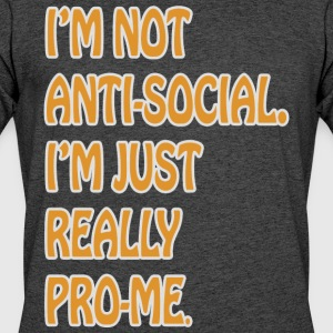 Pro-Me! lol - Men's 50/50 T-Shirt