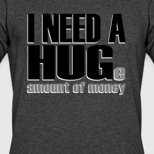 I NEED HUG - Men's 50/50 T-Shirt