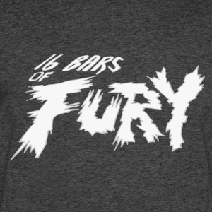 16 Bars of FURY - Men's 50/50 T-Shirt