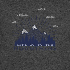 Adventure Mountains T-shirts and Products - Men's 50/50 T-Shirt